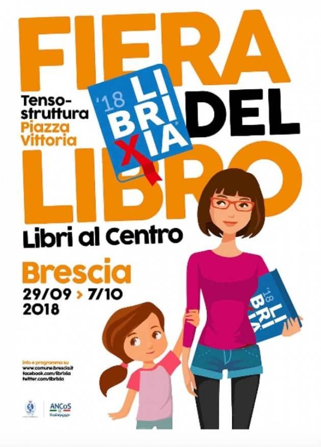 LIBRIXIA 2019   Fiera del Libro di Brescia  Il via da sabato 28 settembre