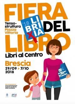 LIBRIXIA 2019 | Fiera del Libro di Brescia  Il via da sabato 28 settembre
