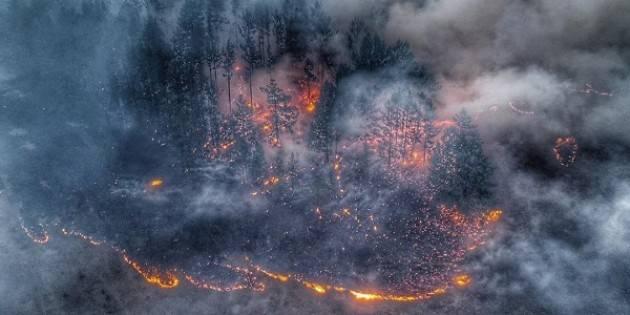 La Siberia brucia, ma non importa a nessuno