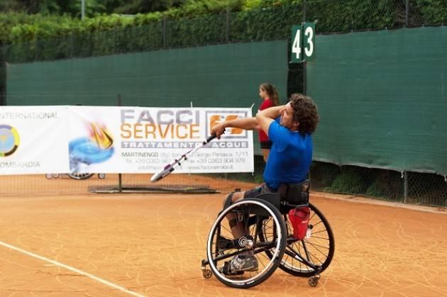 Tennis in carozzina  'Città di Cremona' sempre più internazionale