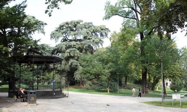 Piacenza 'Musica ai Giardini' fino al  20 agosto. Organizza Arci e Comune