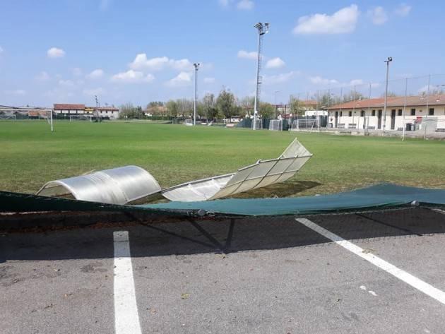 Bombe d'acqua e fortissimi venti mettono in ginocchio il Cremasco |Appello di Matteo Piloni (PD)