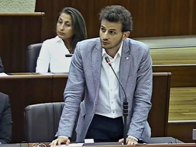 Degli Angeli (M5s) :'A causa della Lega e del tradimento di Salvini a rischio le infrastrutture del Cremonese'