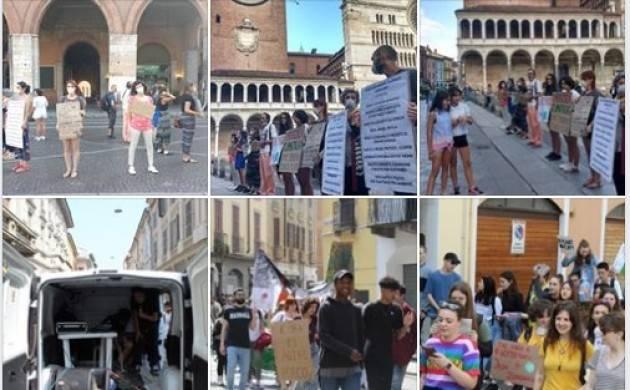 In sindaco Galimberti fissa un incontro per il 29 agosto con Fridays For Future Cremona