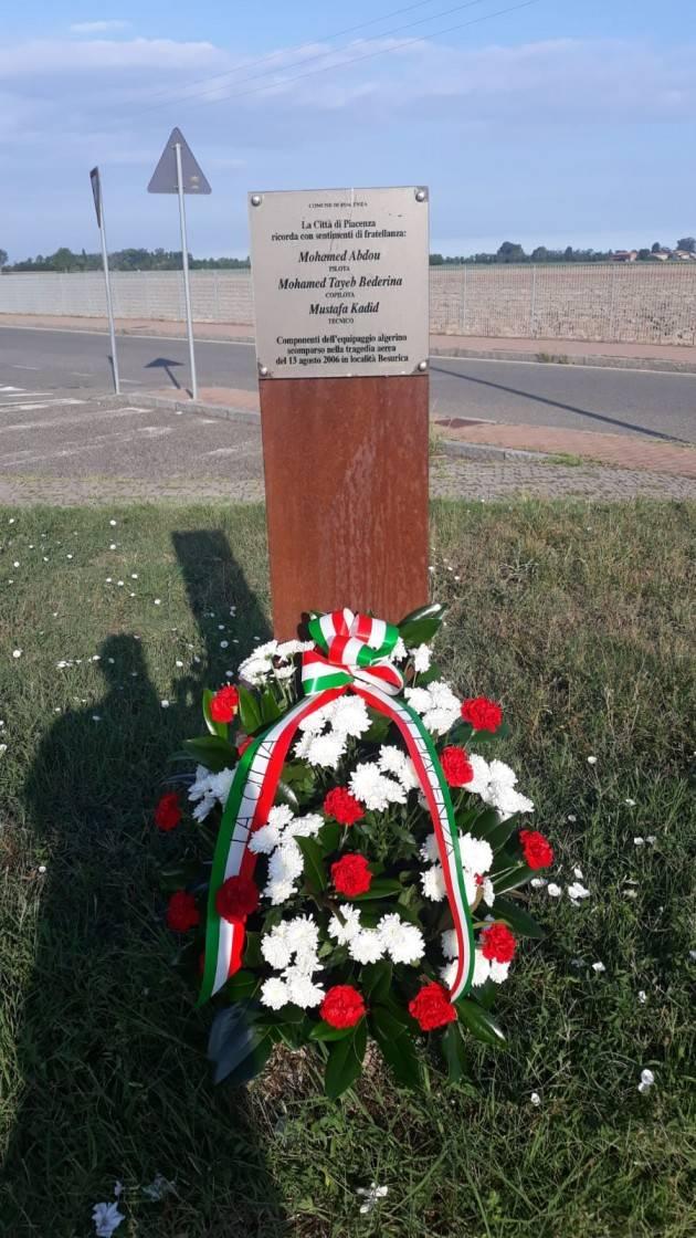 Piacenza  Tragedia aerea della Besurica, oggi la ricorrenza del 13° anniversario