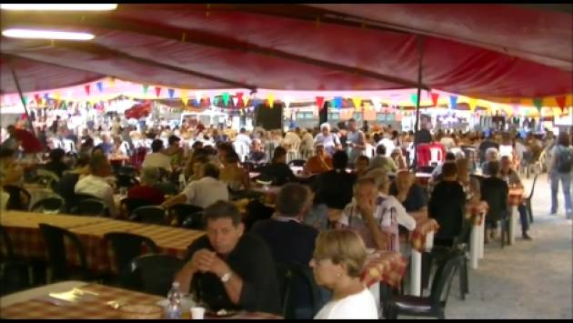 FesteUnità2019 Pandino  Una serata con tanta gente  Qui non vogliono, oggi, un Governo  PD- M5S | Video G.C.Storti