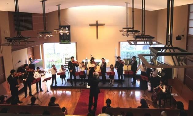 Cremona il Tokyo Center Ensemble si esibirà il 20 a palazzo trecchi ed alla casa di Riposo 'La pace'