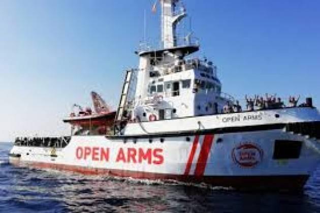 Pianeta Migranti. Open Arms: una provocazione impietosa e disumana Appello di Don Ciotti