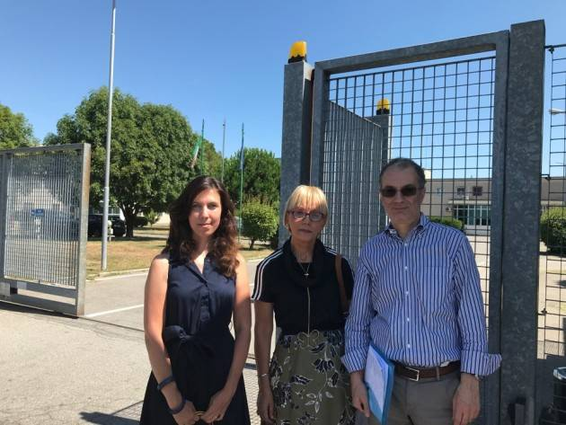 Report FERRAGOSTO IN CARCERE a Cremona | Gino Ruggeri