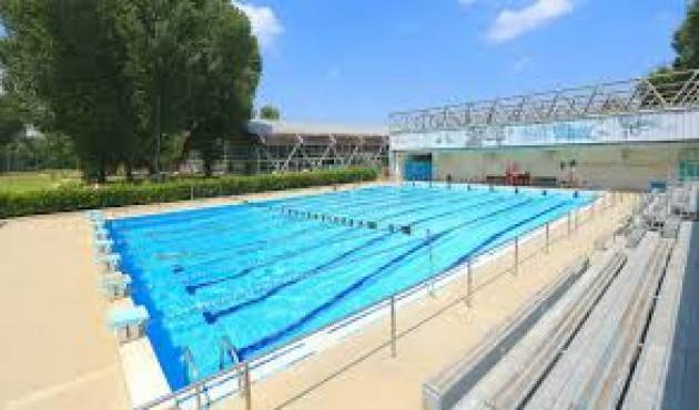 Cremona una piscina senza piscina | Claudio Merlini