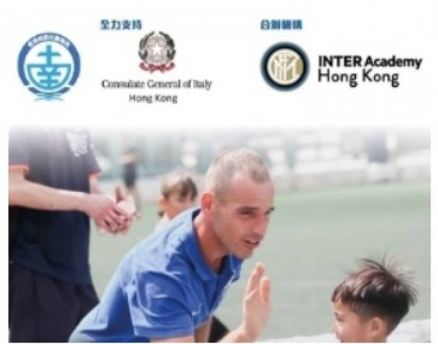 AISE AD HONG KONG IL 'SOCCER DAY' DI IIK E INTER ACADEMY
