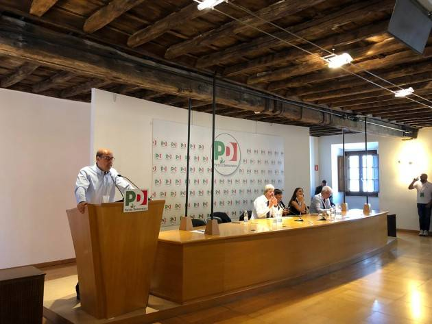 Finalmente PD e M5S dialogano. Forse si farà un buon governo per l'Italia | Gian Carlo Storti.