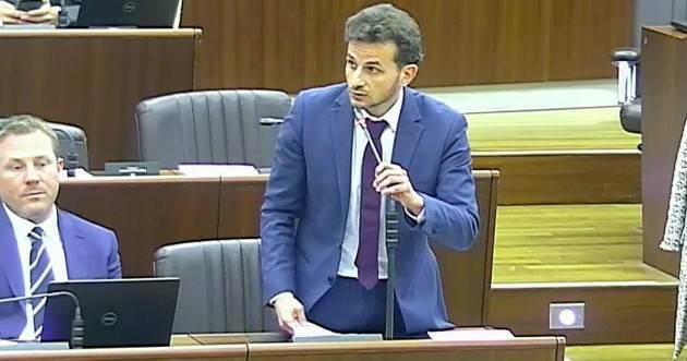 Marco Degli Angeli (M5S) La crisi di governo è colpa di Salvini che è scappato  dai problemi. Per uscirne ci affidiamo a Mattarella