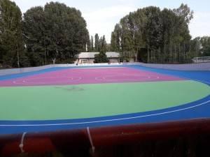 Gianluca Galimberti La nuova pista  di roller sarà inaugurata sabato 24