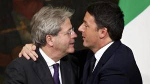 Crisi di Governo Ancora divisioni nel PD  Ascolta L' audio di Renzi contro Gentiloni
