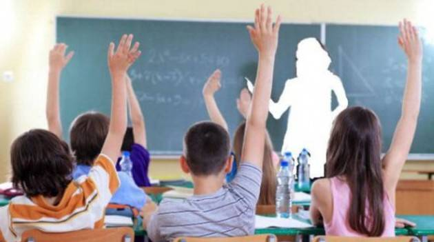 Istruzione  Anno scolastico, a settembre almeno 120 mila supplenti