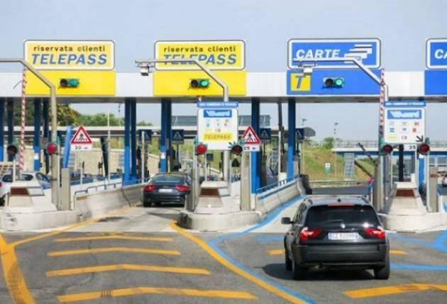 Sciopero autostrade 25 e 26 agosto: l'appello al Ministro Toninelli