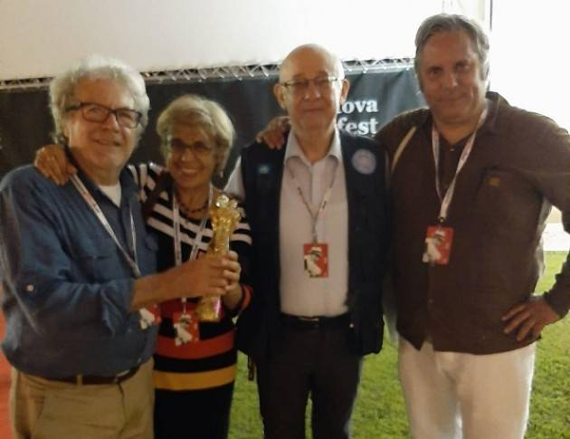 LnM  Mantova FilmFest 2019  'La seconda patria' di Paolo Quaregna - Miglior Documentario Premio MYmovies.it