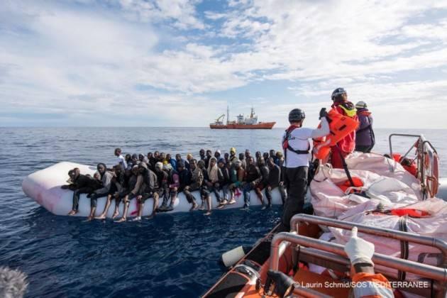 Pianeta migranti. I Comandi militari e i Centri di coordinamento europei non segnalano le imbarcazioni in difficoltà.