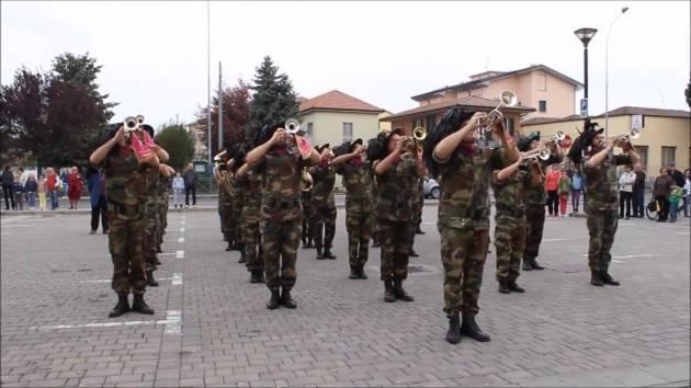 Le fanfare dei Bersaglieri 'PENNE E PIUME....ANCORA INSIEME ' a Cremona il 7 settembre