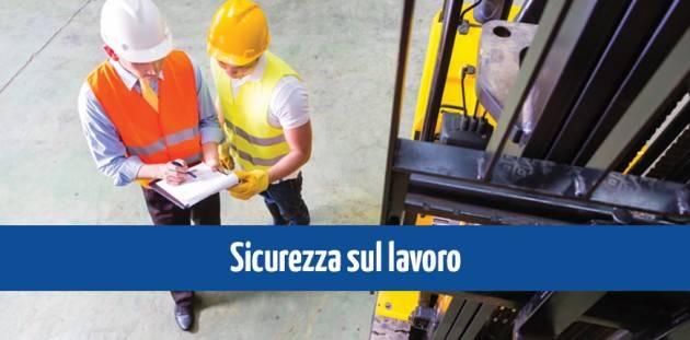 Fillea Cgil Crisi di governo La vera discontinuità: fermare la strage sul lavoro di Alessandro Genovesi