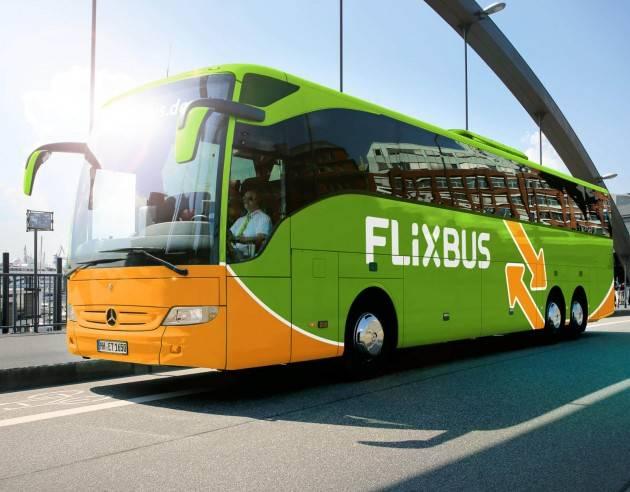 Estate 2019: in Italia, FlixBus registra +50% di prenotazioni sul 2018