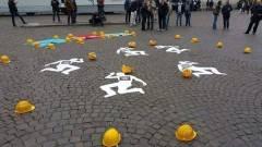 La vera emergenza sono le morti bianche  non i migranti di Giancarlo Dati (Castelleone)