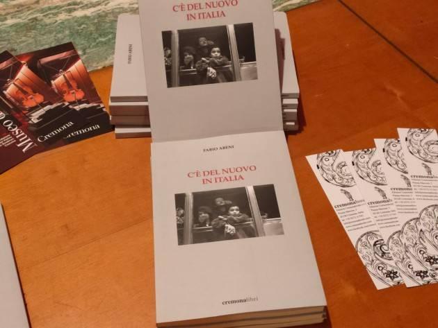 Crema FestaUnità2019 Presentazione libro di Fabio Abeni 'C'E' DEL NUOVO IN ITALIA' (Video G.C.Storti)