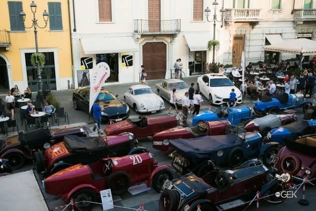 Scalda i motori la seconda edizione della rievocazione storico-automobilistica Brescia-Montichiari