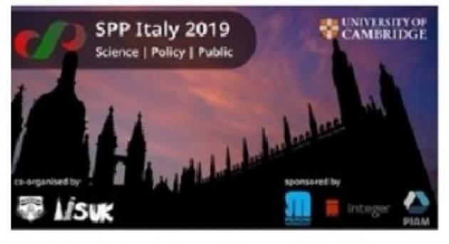CAMBRIDGE\ aise\  SPP ITALY 2019: IL MONDO DELLA RICERCA SI RIUNISCE A CAMBRIDGE