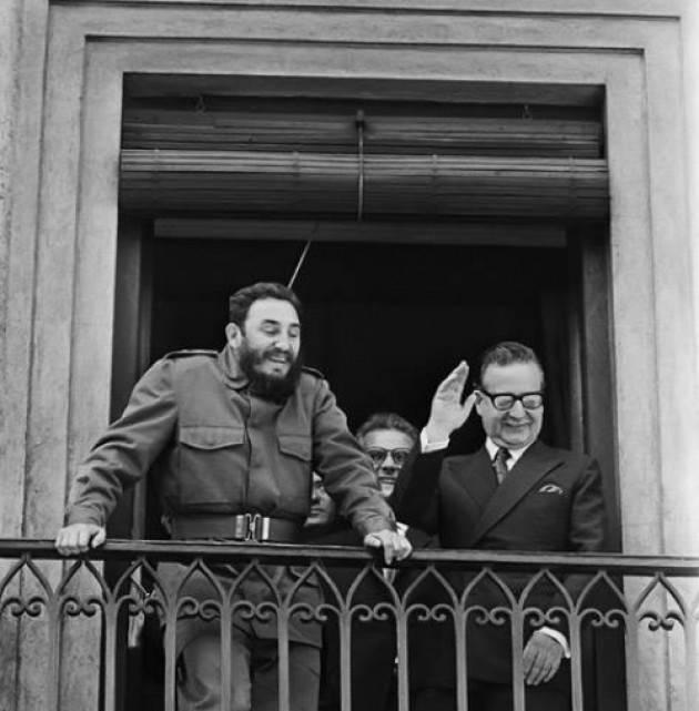 AccaddeOggi 4 settembre 1970. In Cile SALVATOR ALLENDE viene eletto Presidente della Repubblica