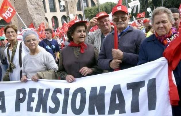 Welfare Cgil Pensioni, programma Governo Conte 2.0 lacunoso