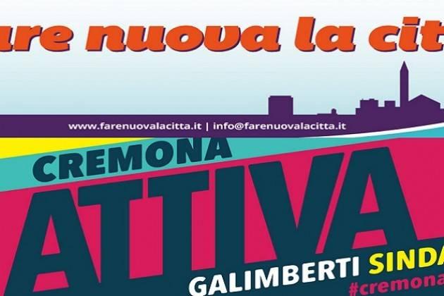 """Fare Nuova la Città e Cremona Attiva si uniscono. """"Insieme per un civismo più forte"""""""