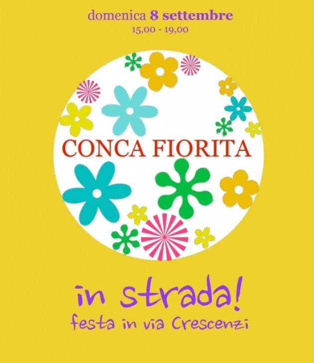 Bergamo Conca Fiorita, domenica pomeriggio arriva la festa di strada