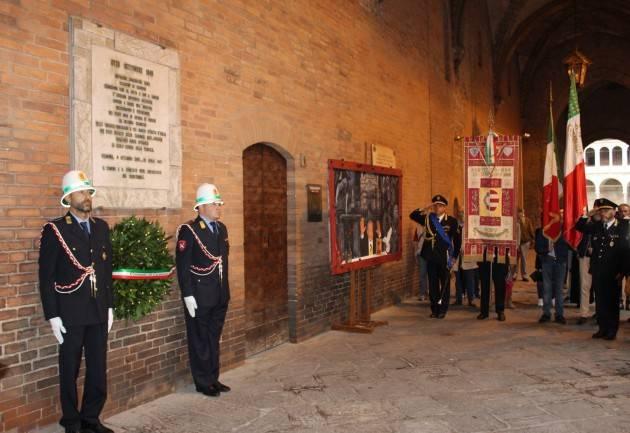 Cremona Commemorato il 76° anniversario dell'8 settembre