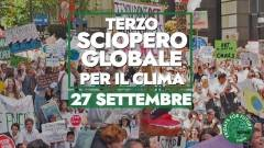 Fridays for Future – Terzo sciopero globale il 27 settembre 2019