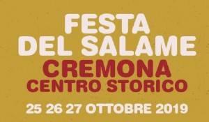 Ritorna a Cremona la Festa del 'Salame' dal 25 al 27 ottobre