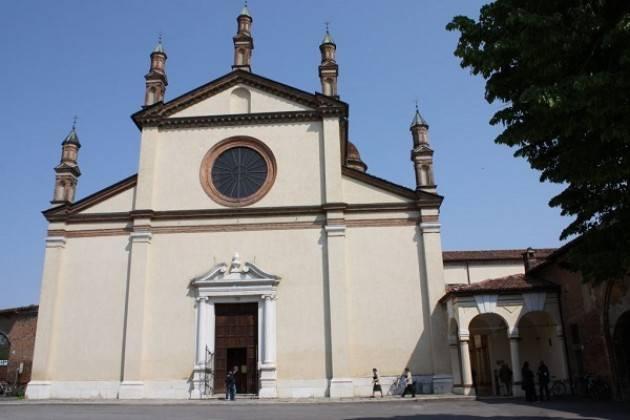 Domenica 15 settembre apre ai visitatori il complesso monastico di San Sigismondo