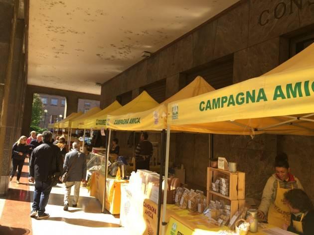 Coldiretti Campagna Amica Da martedì 17 settembre, ore 8-12 presso il portico del Consorzio Agrario di Cremona