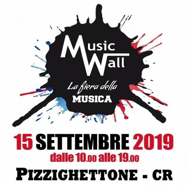 Pizzighettone Tutto pronto per Music Wall - La Fiera della Musica