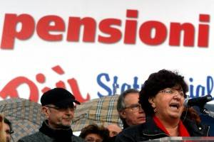 Spi-Cgil Pensionati Pedretti: in piazza per essere ascoltati Manifestazione Roma metà novembre