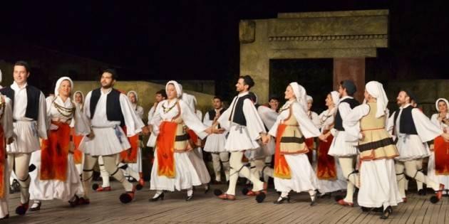 Milano Associazione 'La Conta' organizza corso   danze tradizionali greche