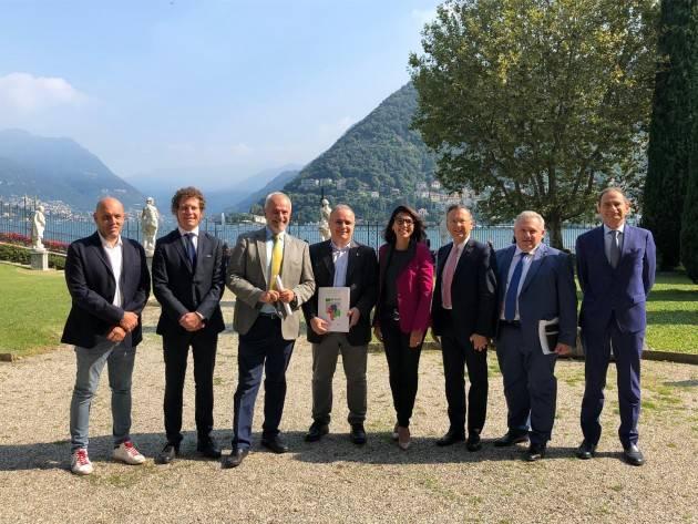 LNews-ITALIA-SVIZZERA, SERTORI: DA OGGI PRESIDENZA A LOMBARDIA, PROSEGUIREMO IL LAVORO SVOLTO DA REGIO INSUBRICA