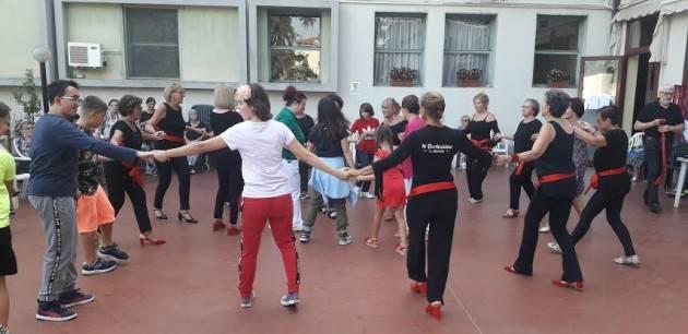 Cremona Oltre il Giardino Grande successo per il sabato pomeriggio danzante