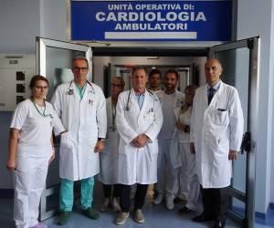 ASST Cremona NUOVO PRIMARIO PER CARDIOLOGIA PRIMO GIORNO DI LAVORO PER GIAN BATTISTA DANZI
