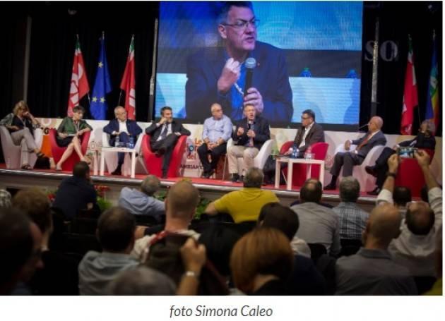 Cgil A Bologna le Giornate del Lavoro Landini: dobbiamo governare il cambiamento
