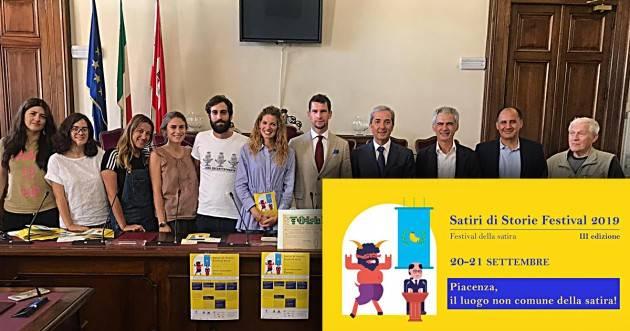 Piacenza  Festival della Satira / 20, 21 settembre