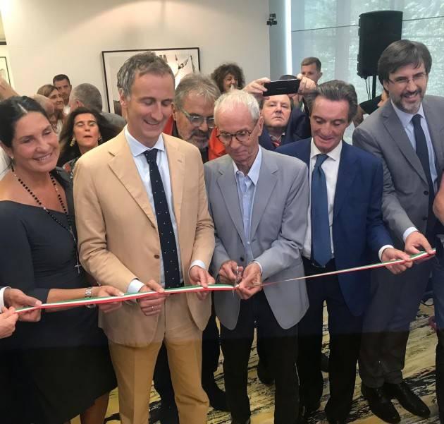 LNews-MILANO, PRESIDENTE FONTANA: PRIMO GRANDE EVENTO 'SETTIMANA MODA' INCORONA IL MAESTRO DELLA FOTOGRAFIA GIAN PAOLO BARBIERI
