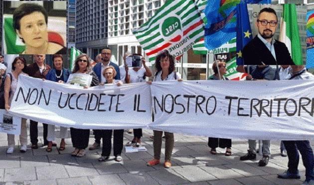 """OGLIO PO, PILONI E FORATTINI (PD): """"DA GALLERA LA RASSICURAZIONE CHE IL PERCORSO PROSEGUE."""