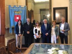 Piacenza Festa dell'albero e della natura 350 ragazzi per dare radici al futuro
